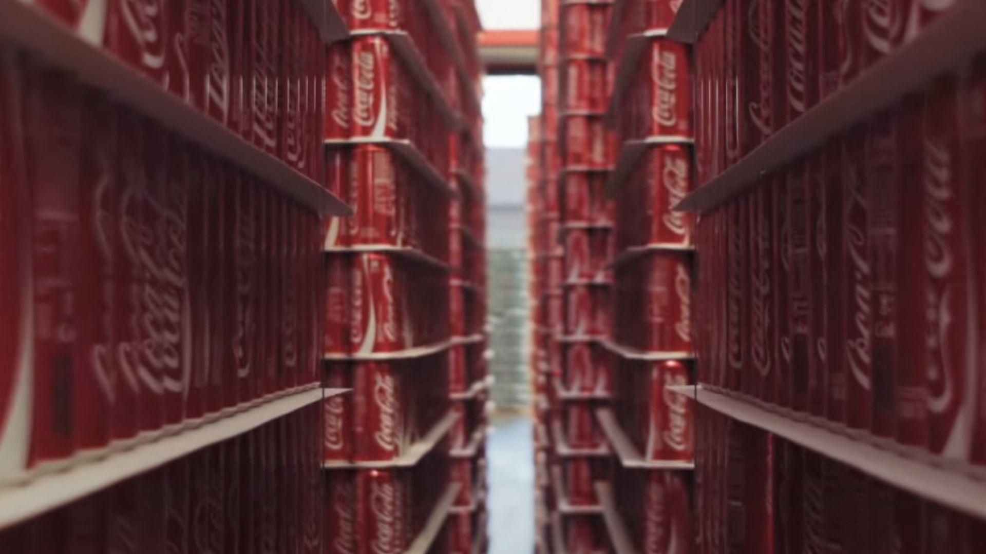 Coca Cola | K+