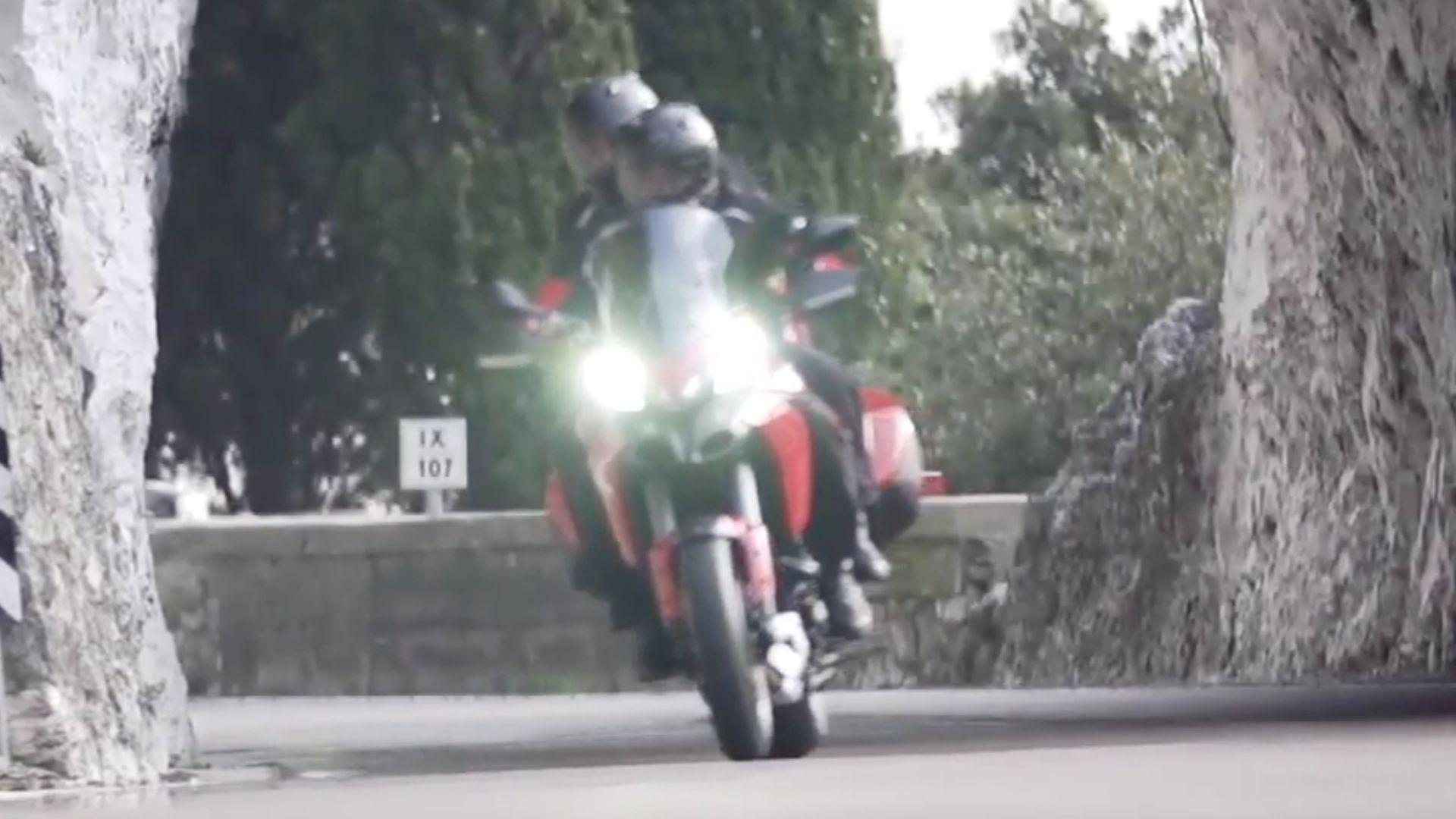 Trailer - Ducati