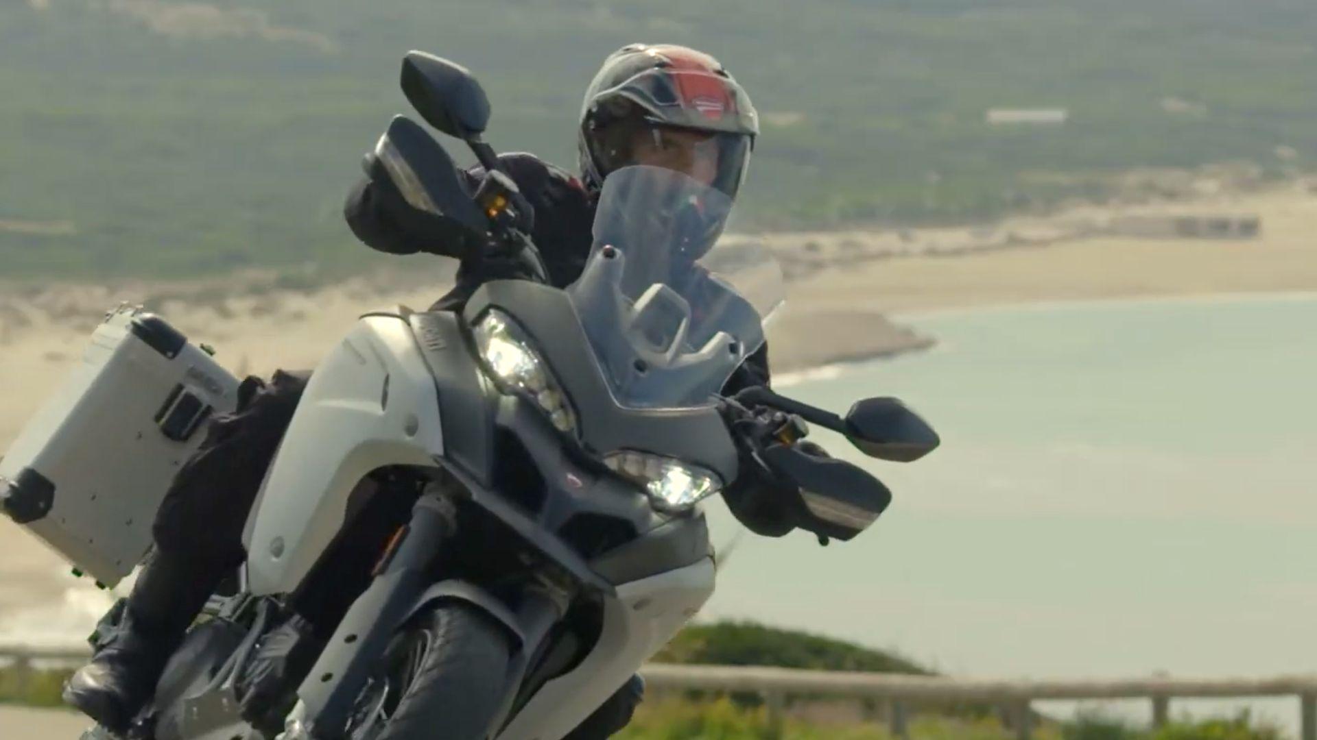 Ducati Multistrada 1200 Enduro | K+