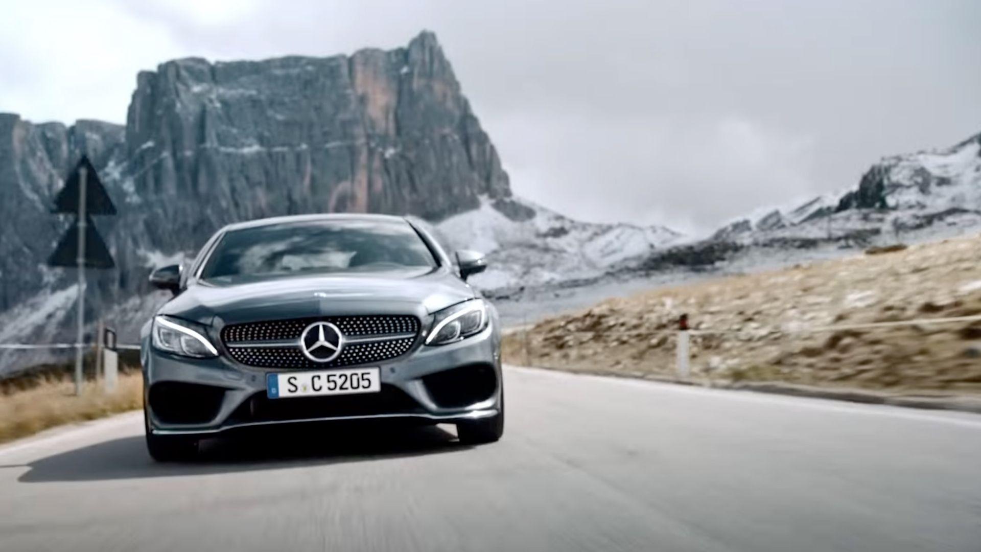 Mercedes Benz C-Class Coupé | K+