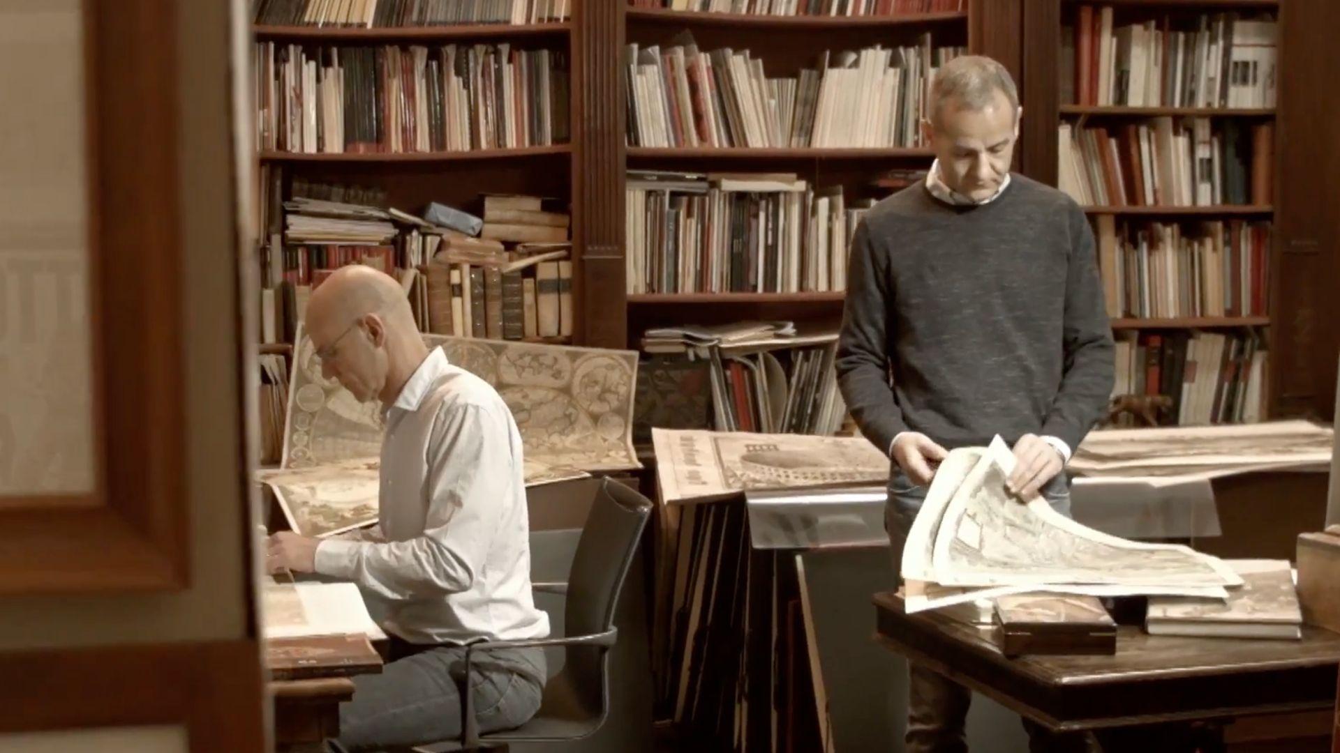 Trailer - Libreria Antiquaria Perini