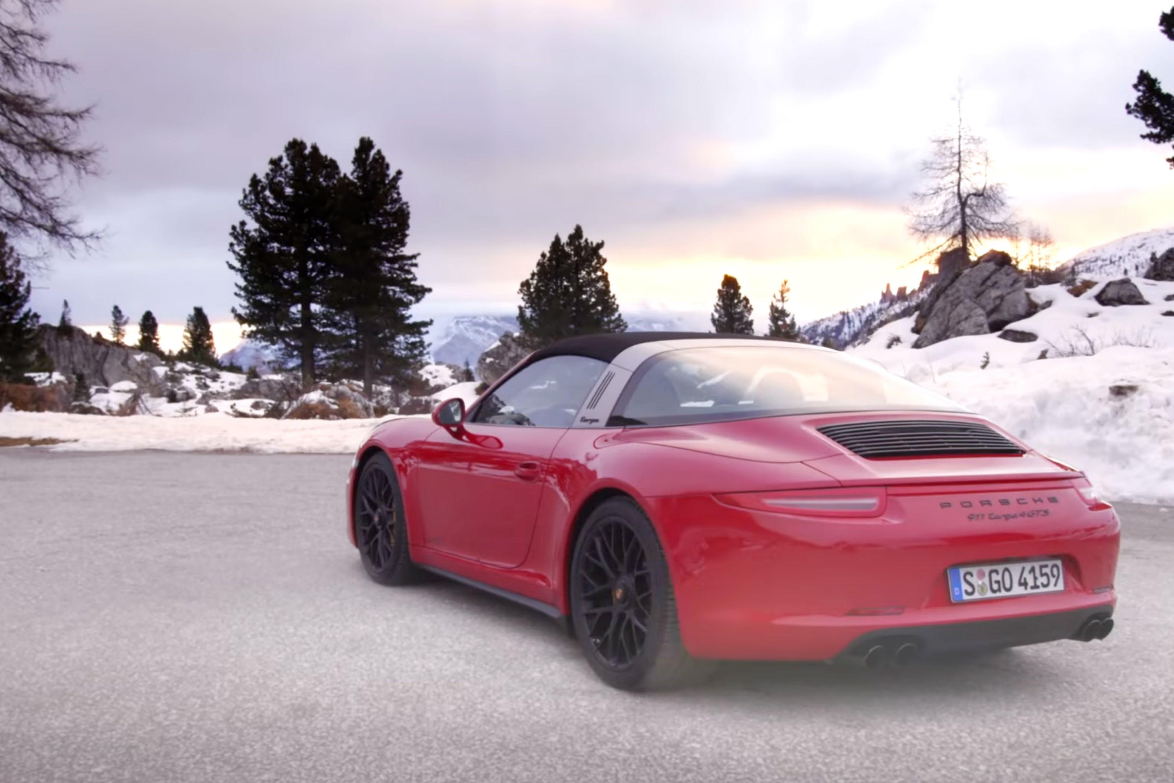 Porsche 911 | K+