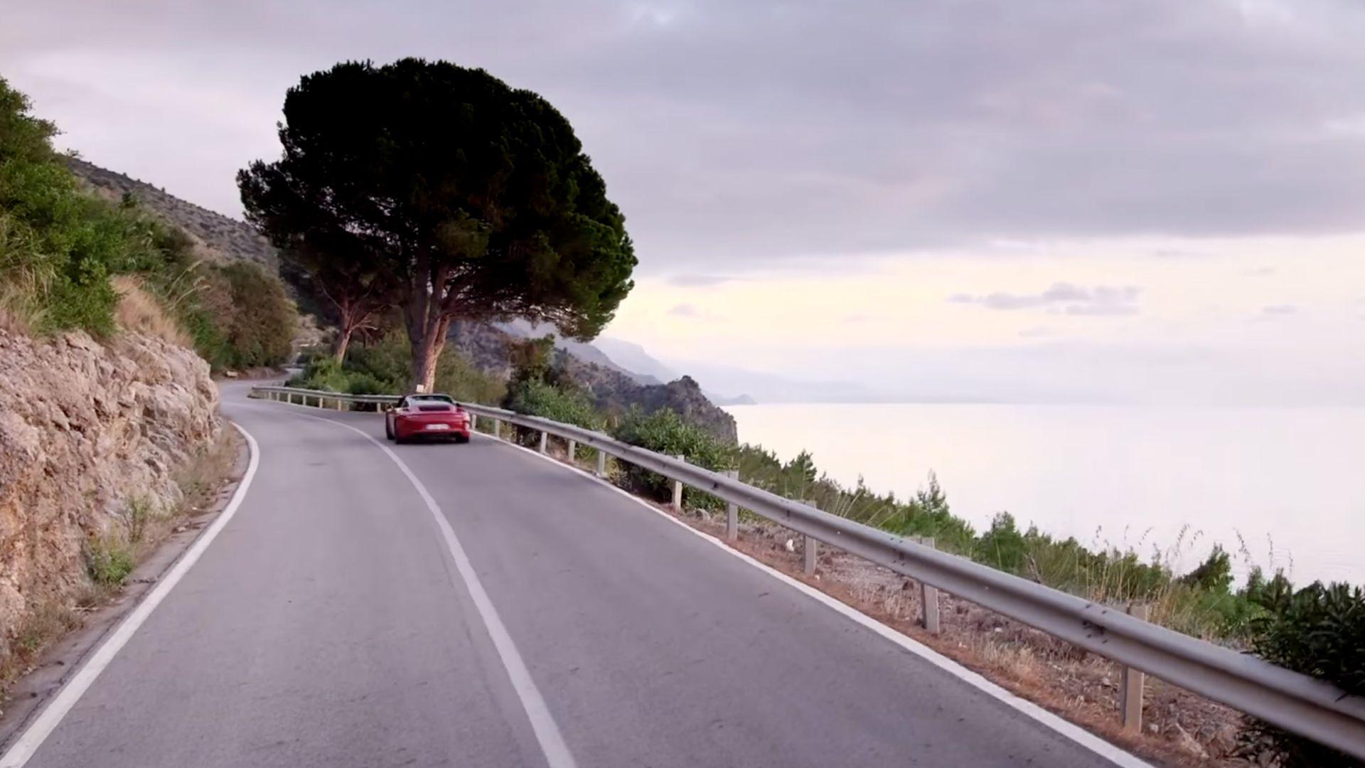 Trailer - Porsche 911