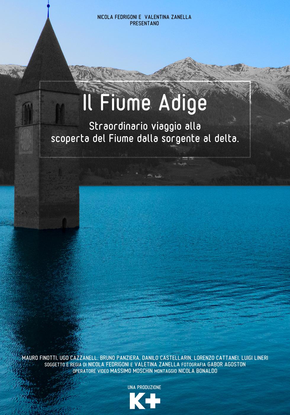 Locandina di Il Fiume Adige