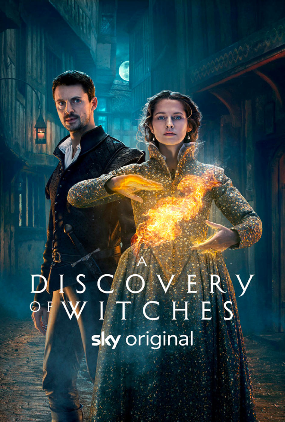 Locandina di A discovery of witches