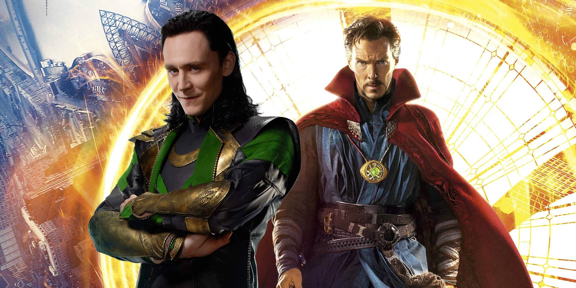 Trailer - Doctor Strange in the multiverse of madness