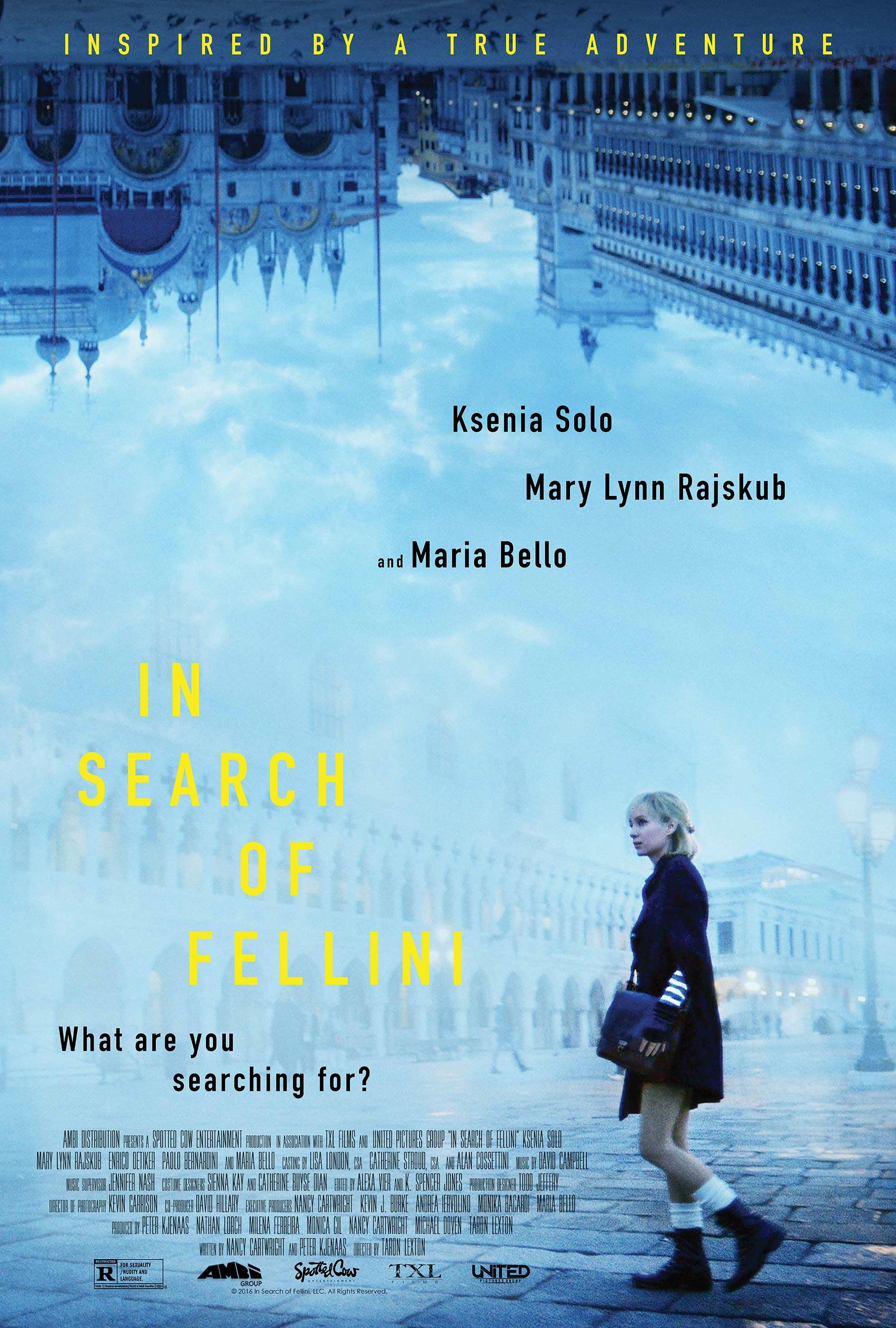Locandina di In search of Fellini