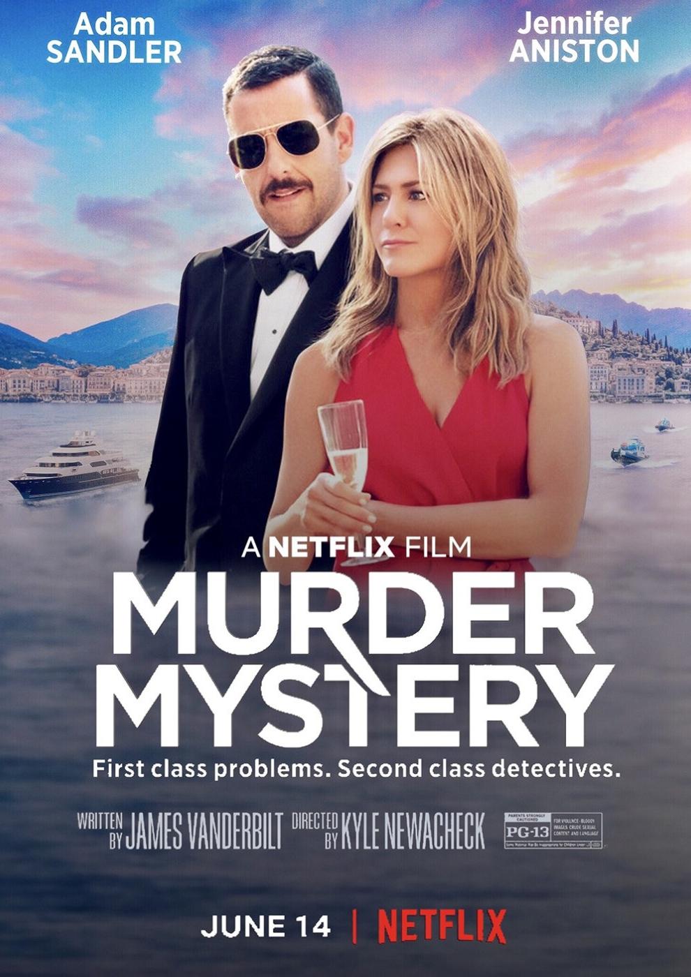 Locandina di Murder mystery