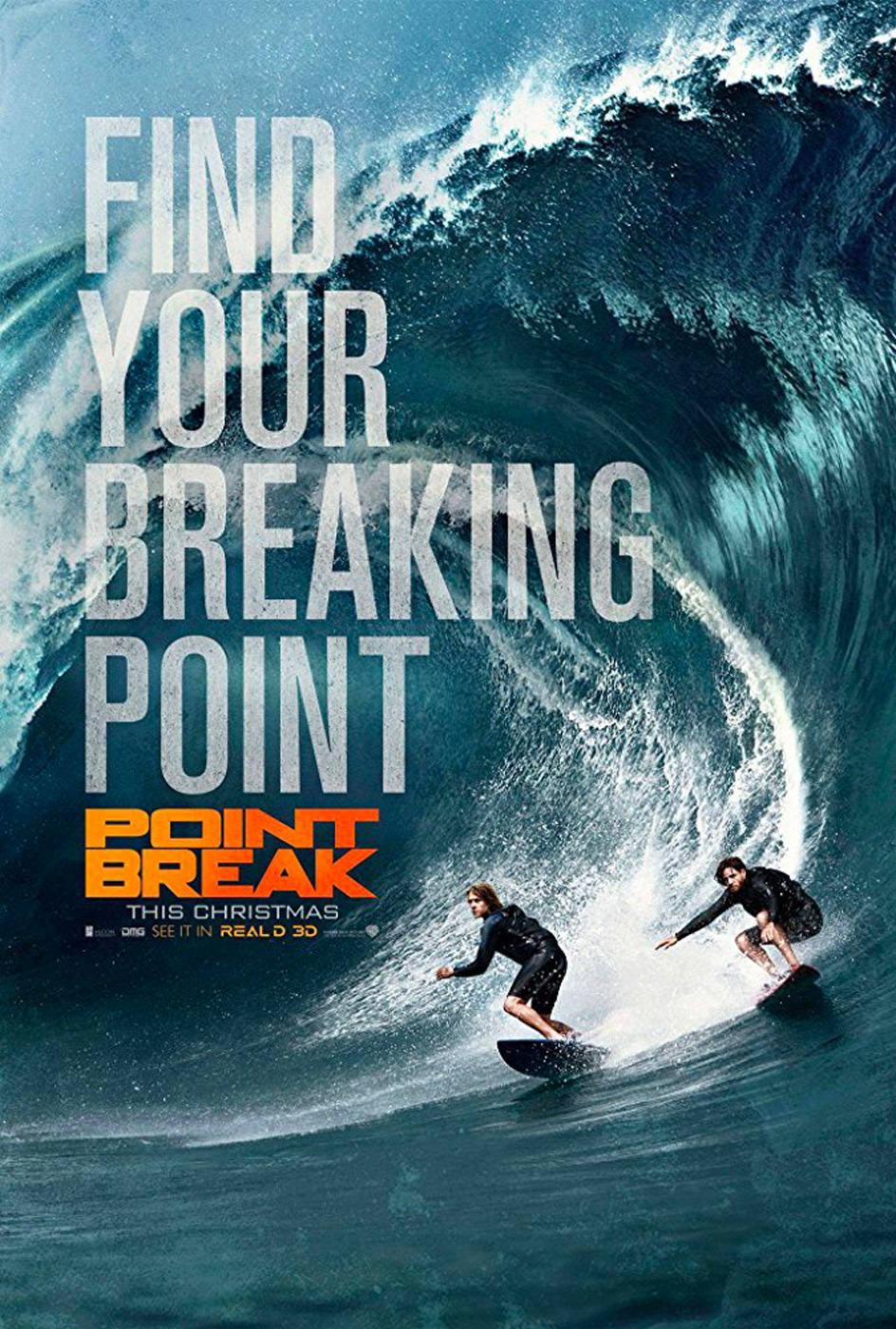 Locandina di Point Break