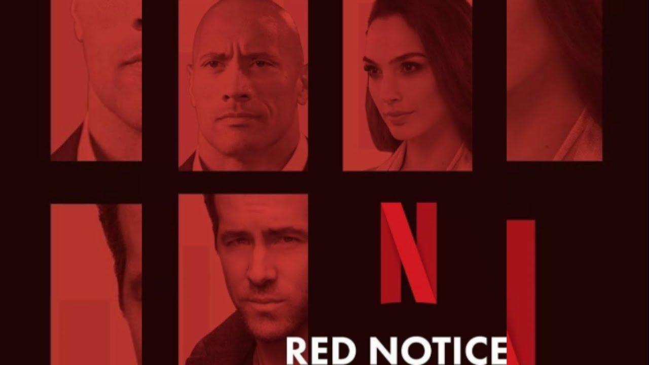 Locandina di Red Notice