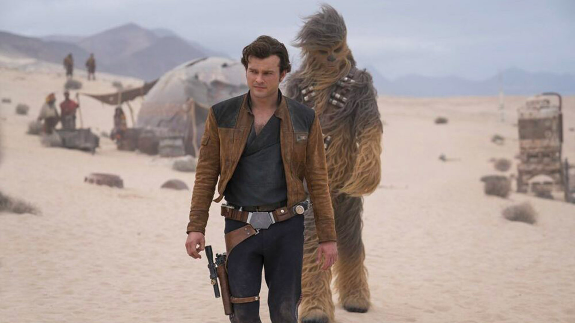 SOLO: a star wars story | K+