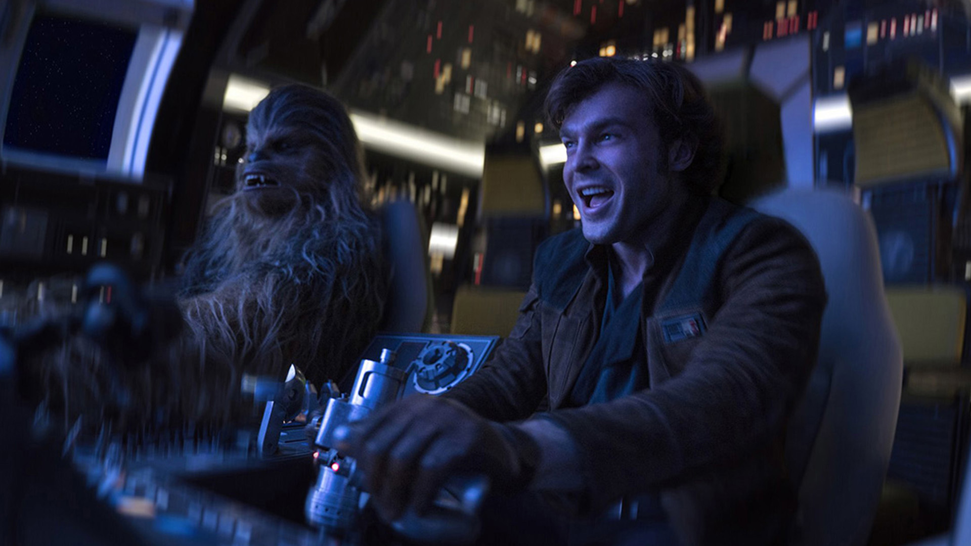 Trailer - SOLO: a star wars story