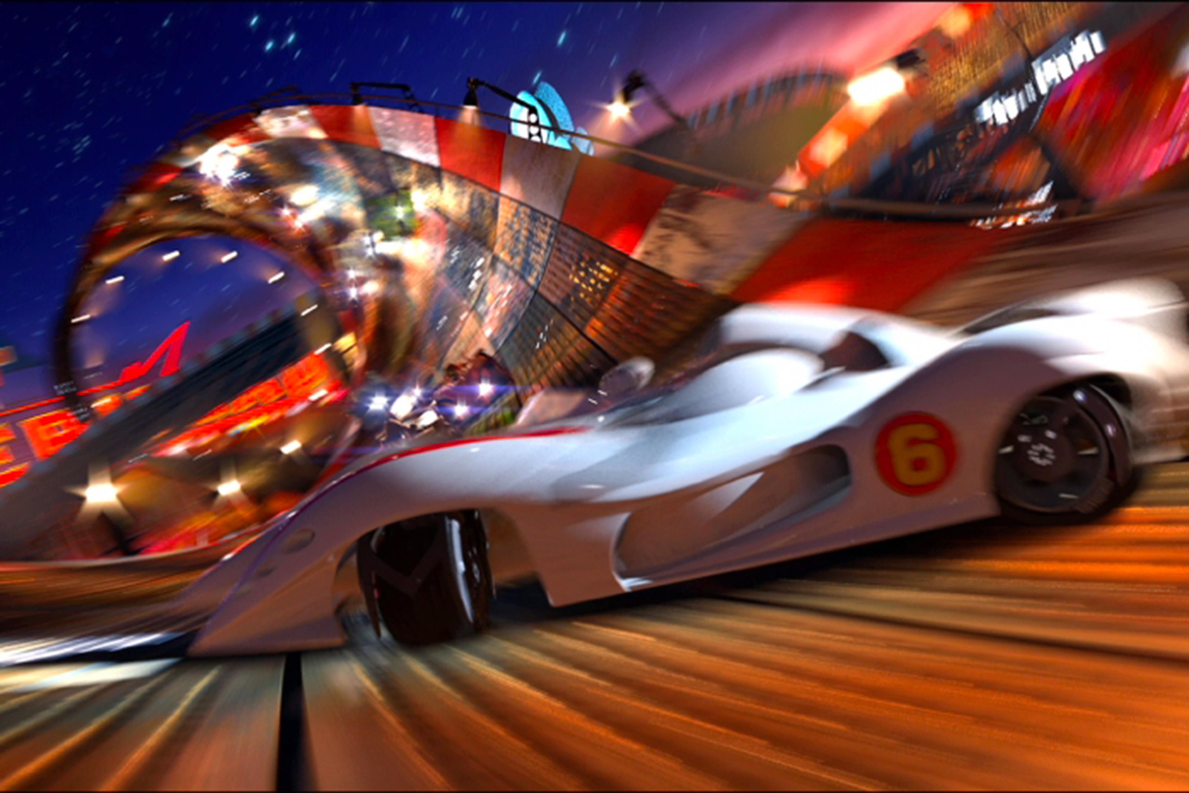 Speed racer | K+