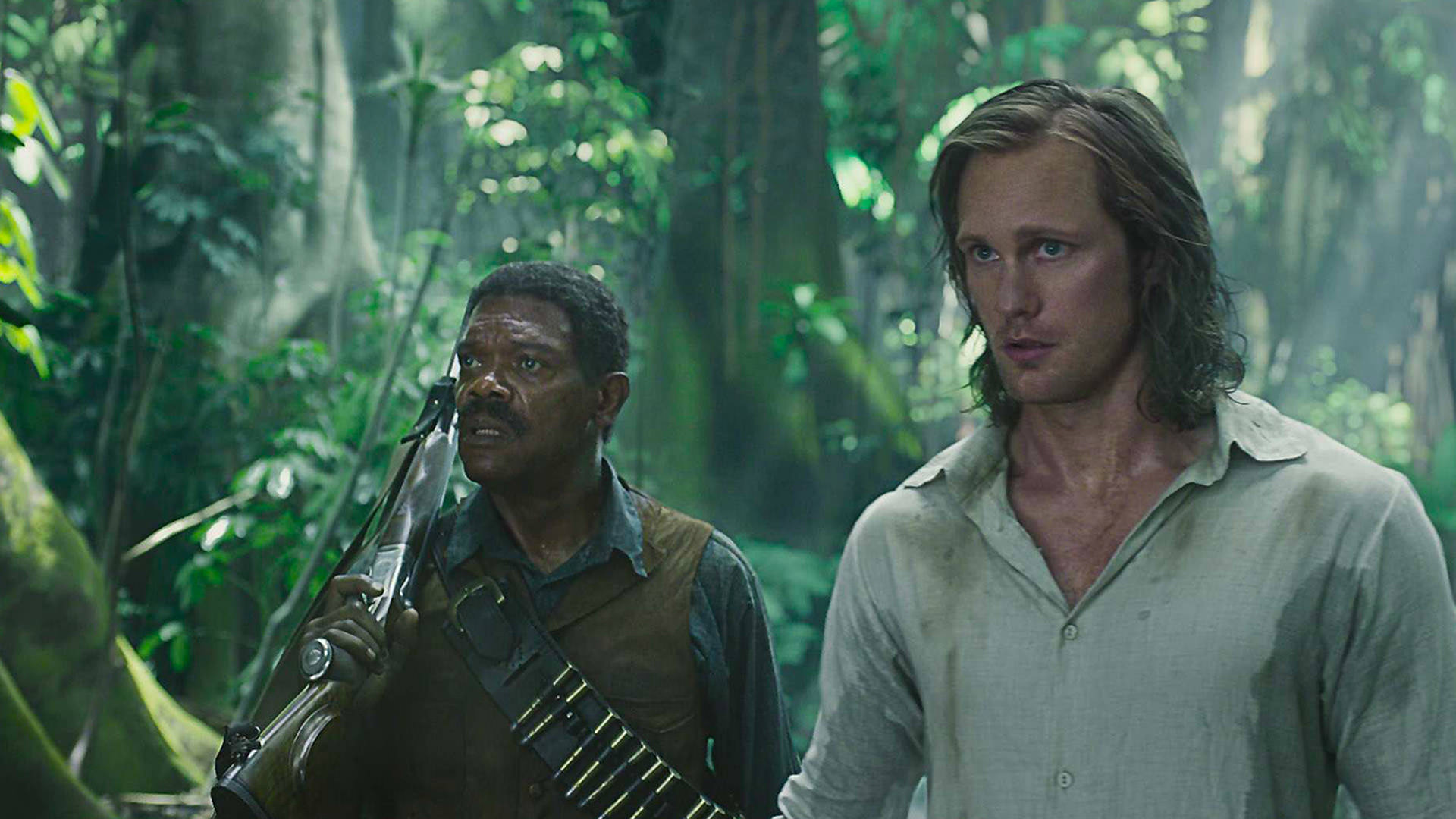 The Legend of Tarzan | K+