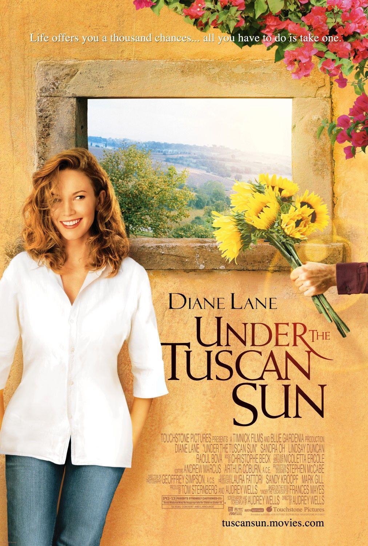 Locandina di Under the Tuscan Sun
